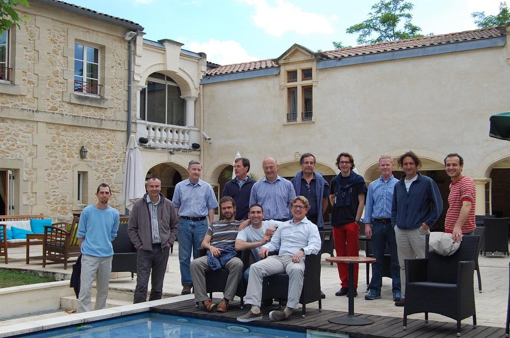 Workshop on plant hydraulics